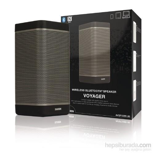 SWEEX AVSP3200-00 WİRELESS BLUETOOTH HOPARLÖR BLACK