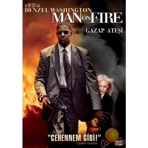 Man Of Fire (Gazap Ateşi) ( DVD )