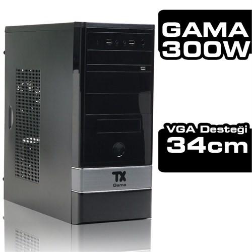 TX Gama 300W ATX Kasa (TXCHGAMA300)