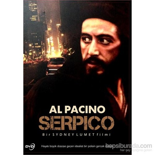 Serpico (Serpiko) (DVD)