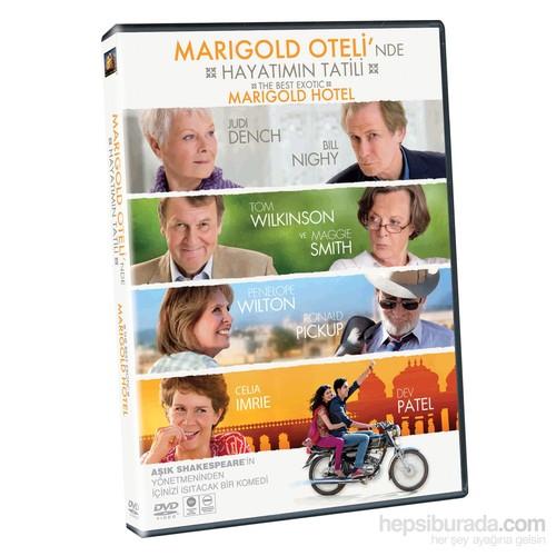 The Second Best Exotic Marigold Hotel – Marigold Oteli'nde Hayatımın Tatili (DVD)