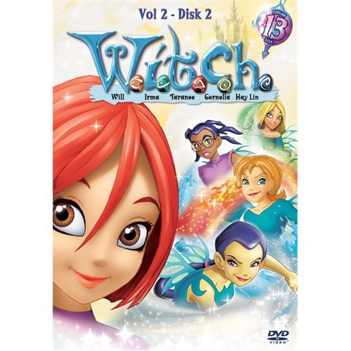 Witch Vol 2 Disk 2