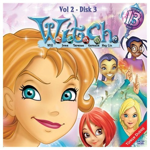 Witch Vol 2 Disc 3