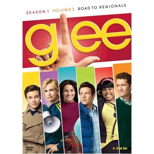 Glee Season 1 Part 2 (Glee Sezon 1 Bölüm 2) (3 Disc)