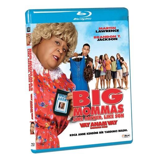 Big Mommas Like Father, Like Son (Vay Anam Vay Babasının Oğlu) (Blu-Ray Disc)