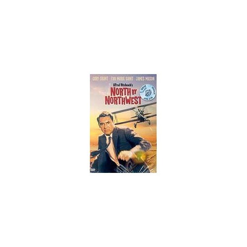 North By Northwest (Gizli Teşkilat) ( DVD )