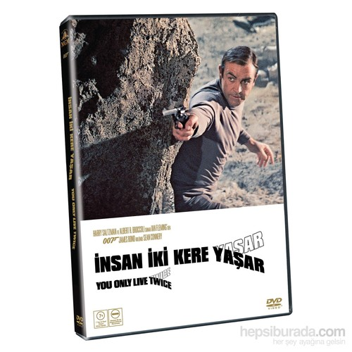 You Only Live Twice (İnsan İki Kere Yaşar) (Blu-Ray Disc)