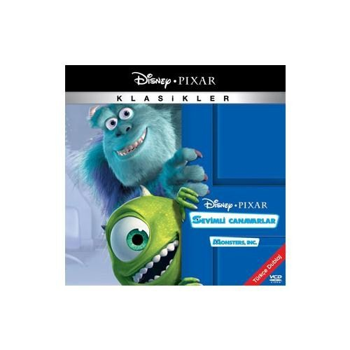Sevimli Canavarlar (Monsters, Inc.) ( VCD )