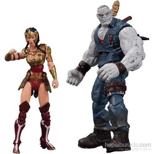 Wonder Woman&Grundy Af
