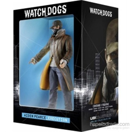 Watch Dogs Statue