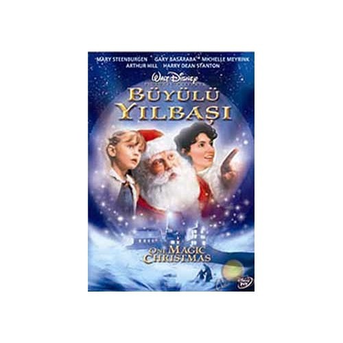 One Magic Christmas (Büyülü Yılbaşı) ( DVD )
