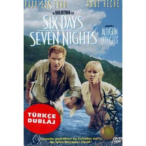 Sıx Days Seven Nights (Altı Gün Yedi Gece) ( DVD )