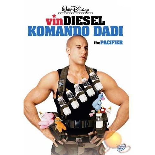 Pacıfıer (Komando Dadı) ( DVD )