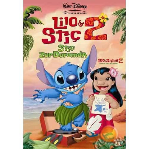 Lılo & Stıtch 2 :stıtch Has A Glıtch (Lilo&stiç 2: Stiç Zor Durumda) ( DVD )