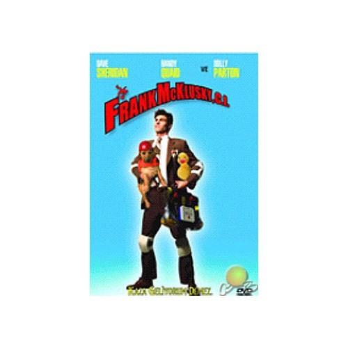 Frank Mcklusky C.ı. ( DVD )