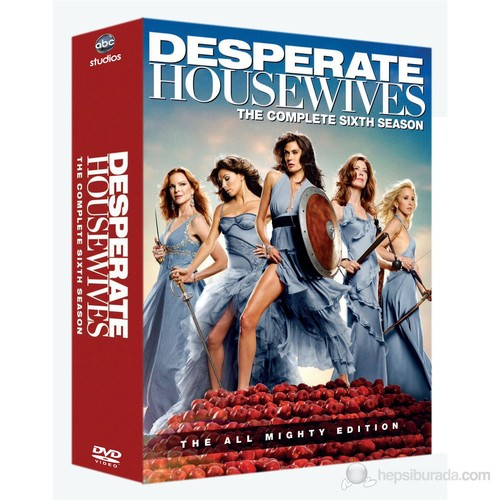 Desperate Housewives Season 6 (Desperate Housewives Sezon 6) (6 Disc)