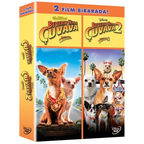 Beverly Hills Chıhuahua Double Pack (Beverly Hills Çuvava İkili Set)