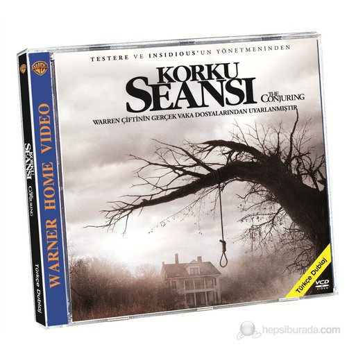 Korku Seansı (The Conjuring) (VCD) (2 Disk)