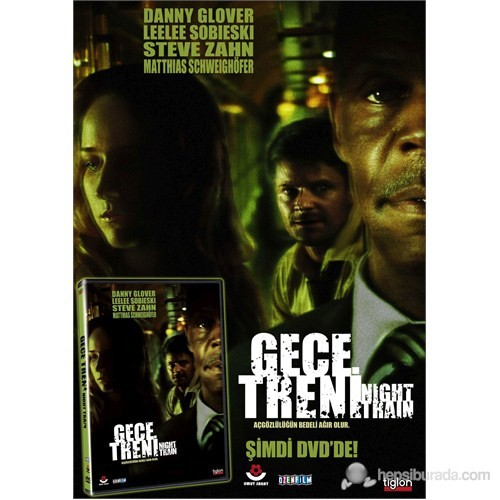 Night Train (Gece Treni) (DVD)