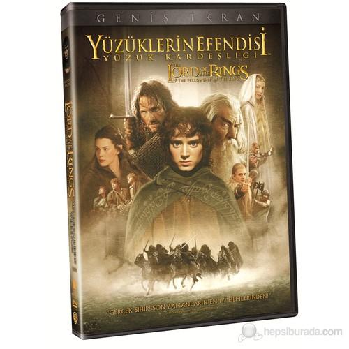 Lord Of The Rings Fellowship Of The Ring (Yüzüklerin Efendisi: Yüzük Kardeşliği) (DVD)