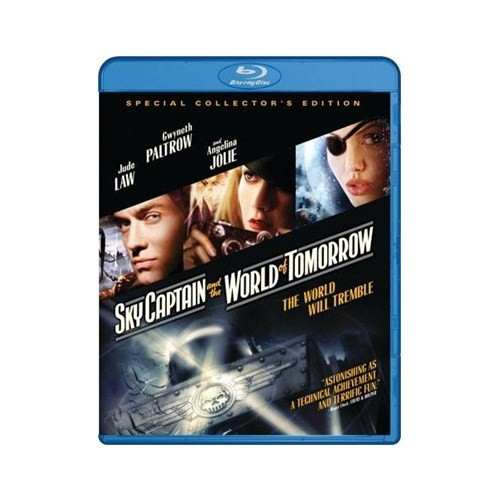 Sky Captain And World Of Tomorrow (Sky Kaptan Ve Yarının Dünyası) (Blu-Ray Disc)