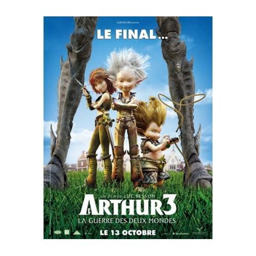 Arthur 3 The War Of The Two Worlds (Arthur 3 İki Dünyanın Savaşı)