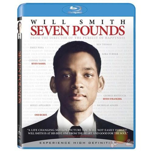 Seven Pounds (Yedi Yaşam) (Blu-Ray Disc)