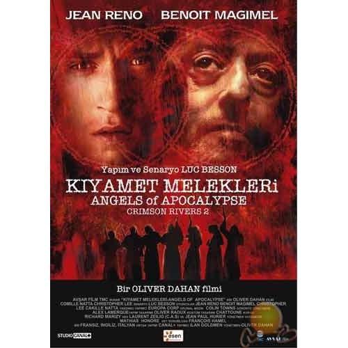 Angels Of Apocalypse Crımson Rivers 2 (Kıyamet Melekleri) (DTS) ( DVD )