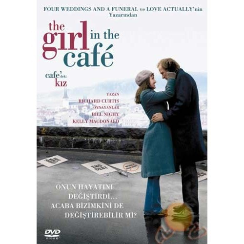The Girl In The Cafe (Cafede'ki Kız)