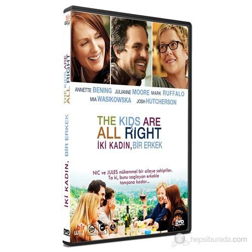 The Kids Are Allright (İki Kadın Bir Erkek) (DVD)