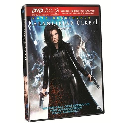 Karanlıklar Ülkesi Uyanış - Underworld Awakening (Bas-Oynat DVD)