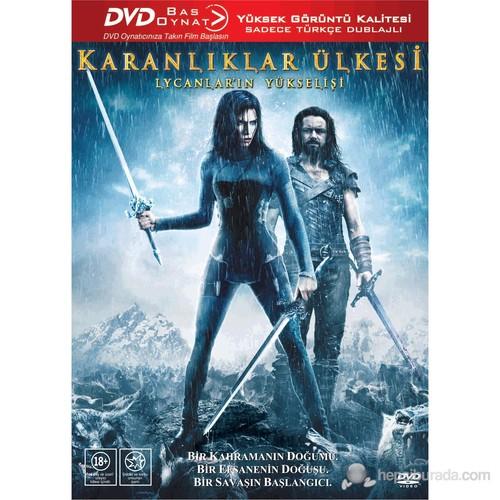 Karanlıklar Ülkesi - Underworld Rise Of The Lycans (Bas Oynat DVD)