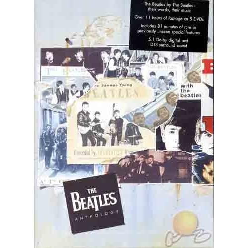 Anthology (The BEATLES)(5 CD)(DTS) ( DVD )