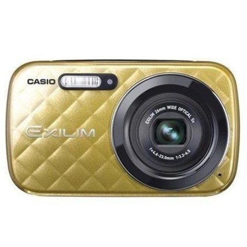 "Casio Ex-N10 16 MP 5x Optik Zoom 2.7"" LCD Ekran Dijital Fotoğraf Makinesi"