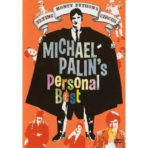 Monty Python's Flying Circus: Michael Palin's Personal Best