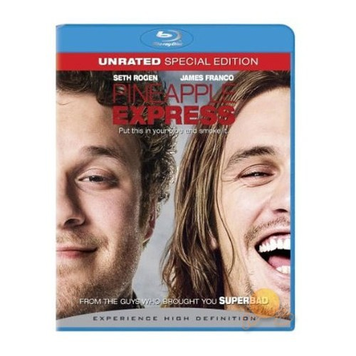Pineapple Express (Üşütük Kafalar) (Blu-Ray Disc)