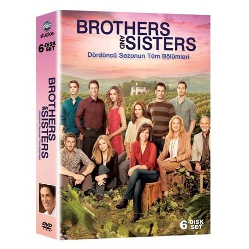 Brothers & Sisters Season 4 (6 Disc)