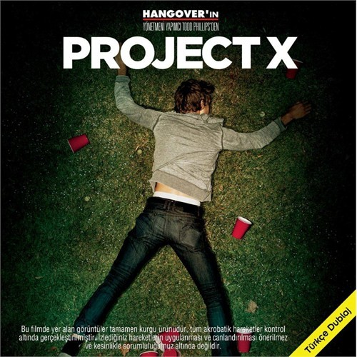 PROJECT X (2 Disk)