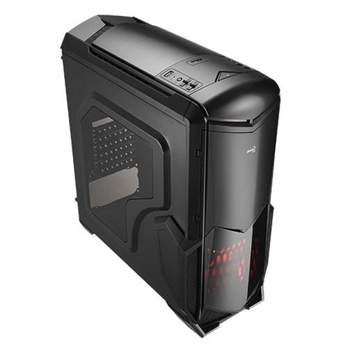 Aerocool BattleHawk 750W 1x USB3.0, HD Audio, 5X Fanlı Oyuncu Kasası (AE-BH-750)