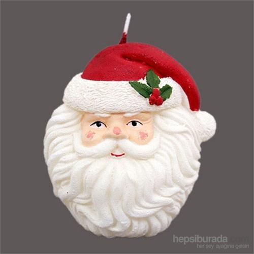 Noel Baba Dekoratif Yeniyıl Mum