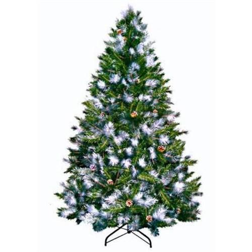 Lüks Kozalaklı Yılbaşı Ağacı 210 cm