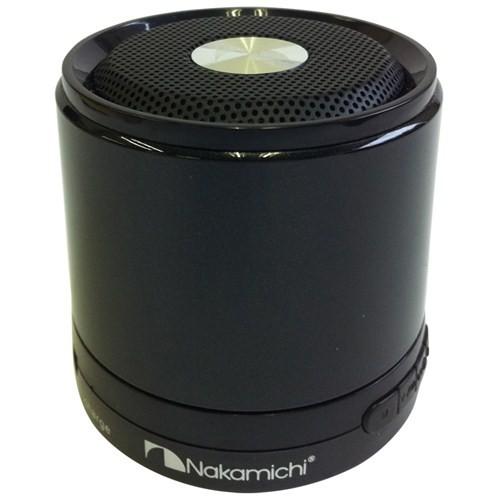 Nakamichi NBS2 (Siyah) Mini Bluetooth Hoparlör