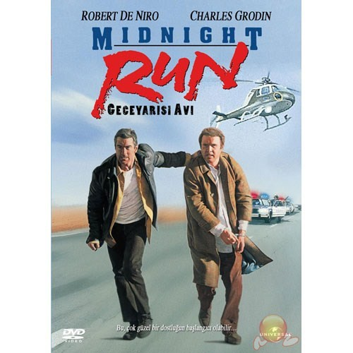 Midnight Run (Gece Yarisı Avı) ( DVD )