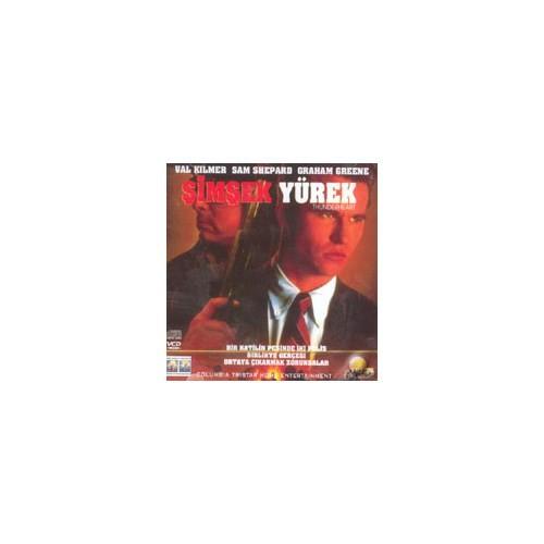 Şimşek Yürek (Thunderheart) ( VCD )