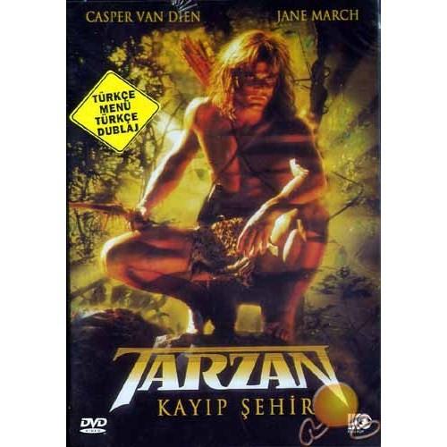 Tarzan: Kayıp Şehir ( DVD )
