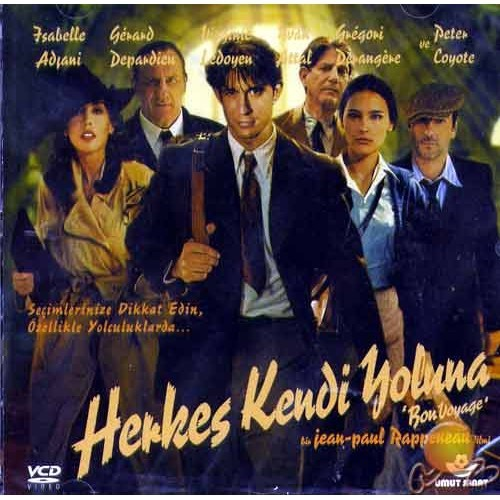 Herkes Kendi Yoluna (Bon Voyage) ( VCD )
