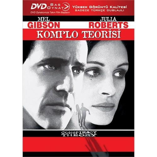 Conspriracy Theory (Komplo Teorisi) (Bas Oynat DVD)