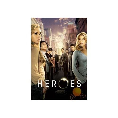 Heroes Season 2 (Heroes 2. Sezon) (4 Disc)