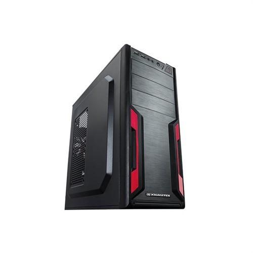 Xigmatek Praxis1801 + Xcp- 600 600W Afpc Siyah Usb 3.0 12Cm Fan Kasa