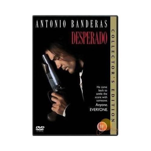 Desperado Collector's Edition (Desperado Koleksiyon Versiyonu)